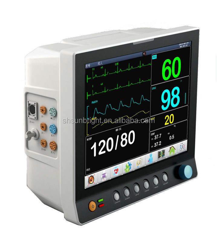 optical equipment best quality Patient Monitor