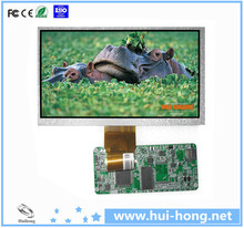 High resolution 7.0 inch 800*480 pixel MIPI interface digital lcd video modules