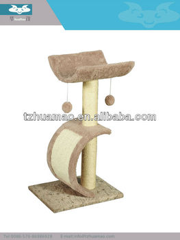 brife cat tree