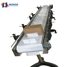 Cheap chain plate conveyor for motorcycle assembly line