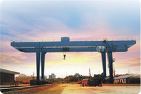 Customized double beam girder cable gantry with High quality