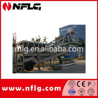 High Efficient and Latest Technology Concrete Batching Mixing Plant For Road Construction