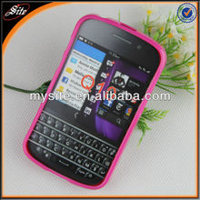 TPU Cell Phone Case Covers for Blackberry Q10