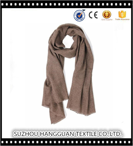 New Design 100% Yak Wool Scarf Yak Cashmere Plain Shawl Wool Scarves