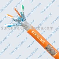 Orange UTP CAT7 CABLE