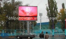 P13.33 flexible full color waterproof outdoor led screen board