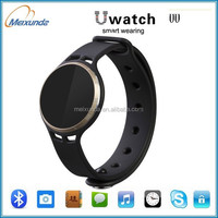 Newest style Uu waterproof watch u steel MTK6260 uu smart watch