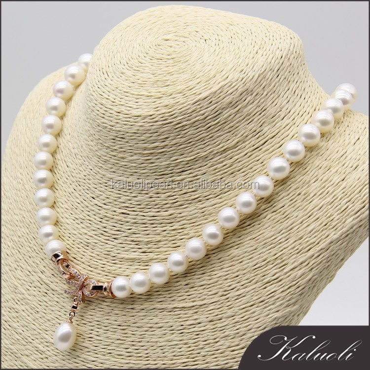 Fashionable good quality freshwater pearl sex body chain jewelry
