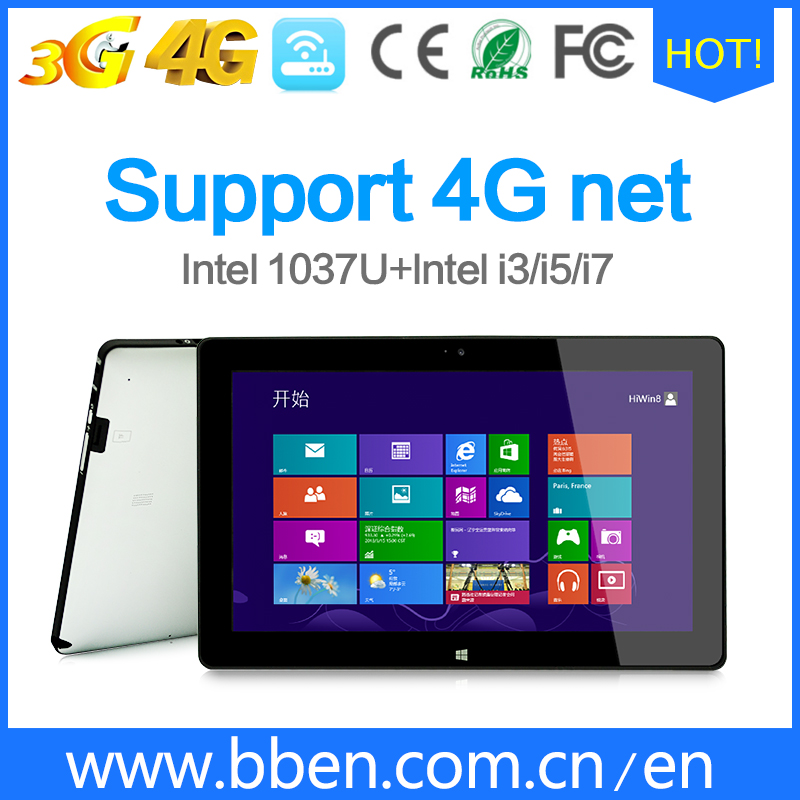 11.6 inch Electromagnetic screen windows business tablet pc Intel CPU I7 Dual Core laptop support 4G LTE tablet pc