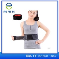 Tourmaline Magnetic Lower Back Support Waist slimming belt