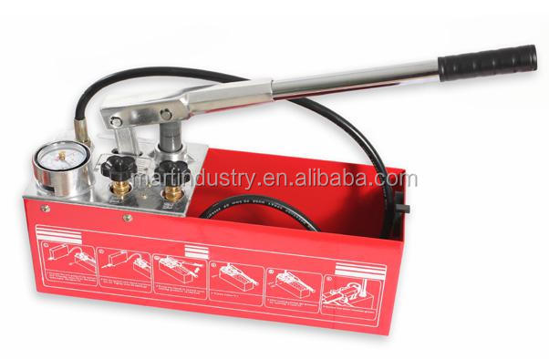 High Quality Manual Water Pressure Testing Machine 0-50Bar (RP-50)
