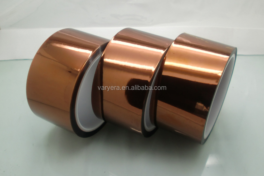 33m High Temperature Resistant tape Heat dedicated Tape for BGA PCB SMT Soldering Shielding 5 cm