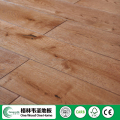 Solid Oak 300-1200 length Brushed and Stained wood flooring