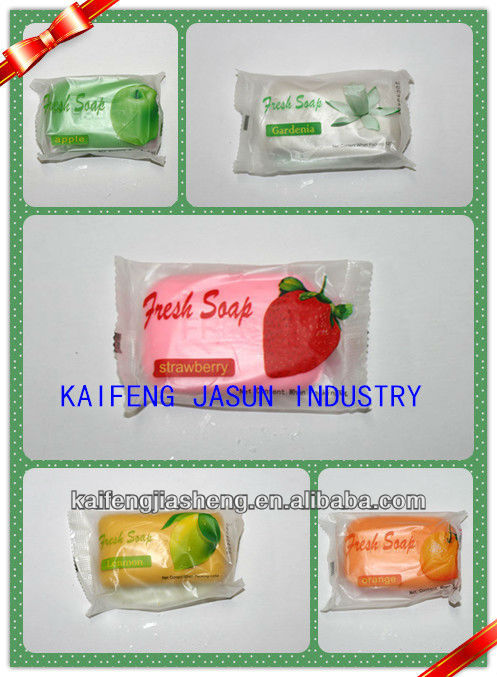 White Toilet Soap / Beauty Soap / Bath Soap
