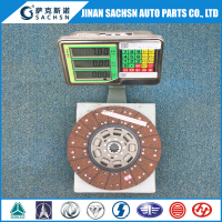 Auto transmission system spare part chassis sachsn Clutch Disc 430mm Clutch plate Friction Plate