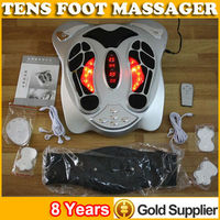 Nerve And Muscle Relax Tens Machine Physical Therapy/Far Infrared Foot Massager