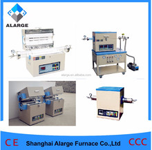Alarge Vacuum Tube Furnace with High Purity Clear Quartz Glass Tube