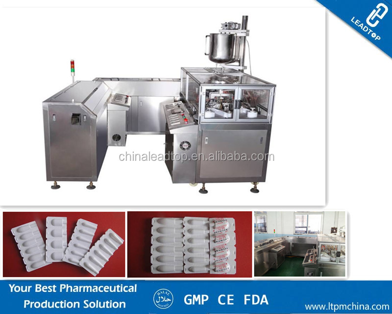 Pharmaceutical Suppository production line/Vaginal Suppository machine/Suppository filling system