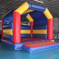Blue inflatable castle/bounce house/jumping castles with prices