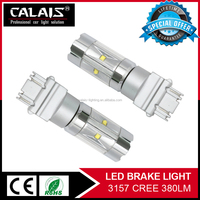 Auto parts led stop bulb High power 10-30V 7000K canbus 3157 led