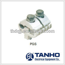 PGS aluminium parallel groove pg cable clamp
