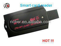 Black All In 1 Mini Card Reader SD XD MMC MS CF SDHC USB Memory Card Reader