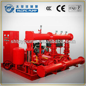 All kinds of diesel fire pump