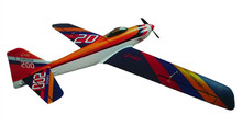 FURIOUS 200 200km/h High Speed Hearbeat Passion 4S 60A Pro Brushless ESC 2.4GHz 4CH Radio Control RC Plane