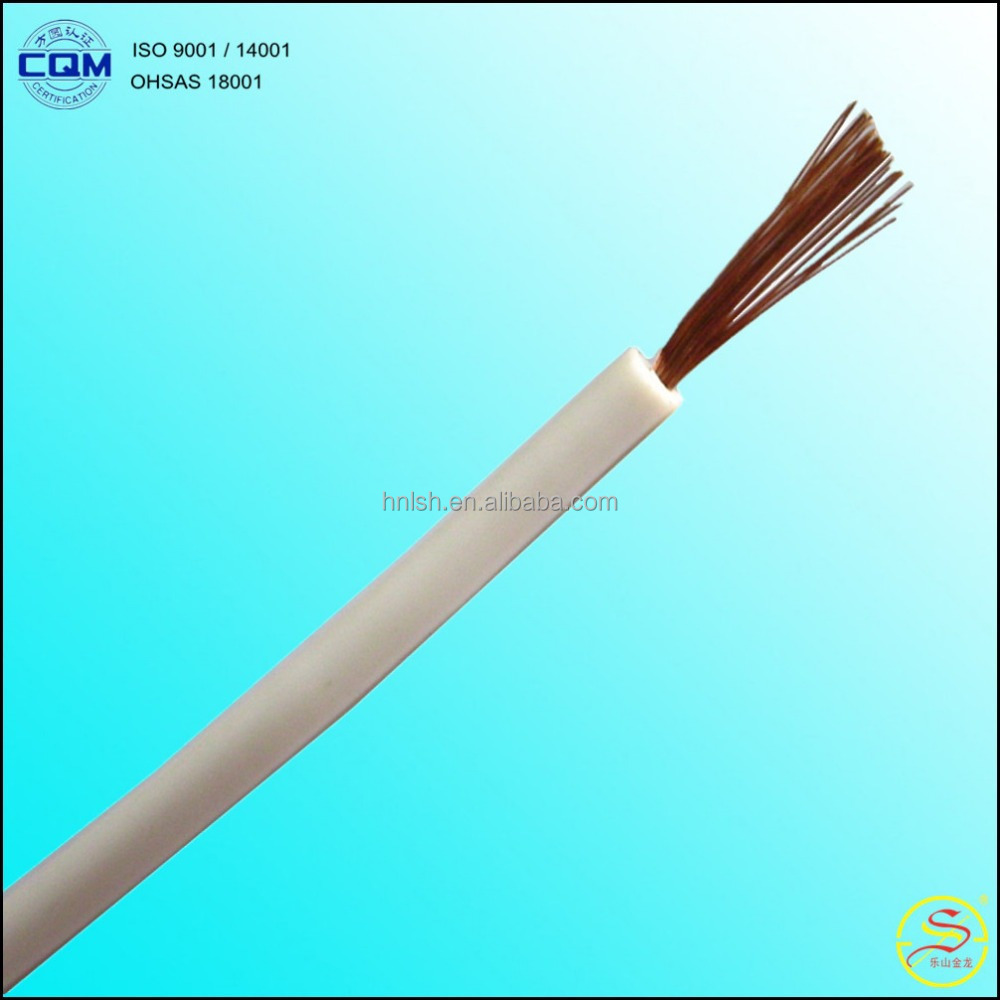 0.75mm2 300/500V 90.C 60227 IEC 08 Copper Conductor PVC Insulated Flexible Electrical Cable and Wires