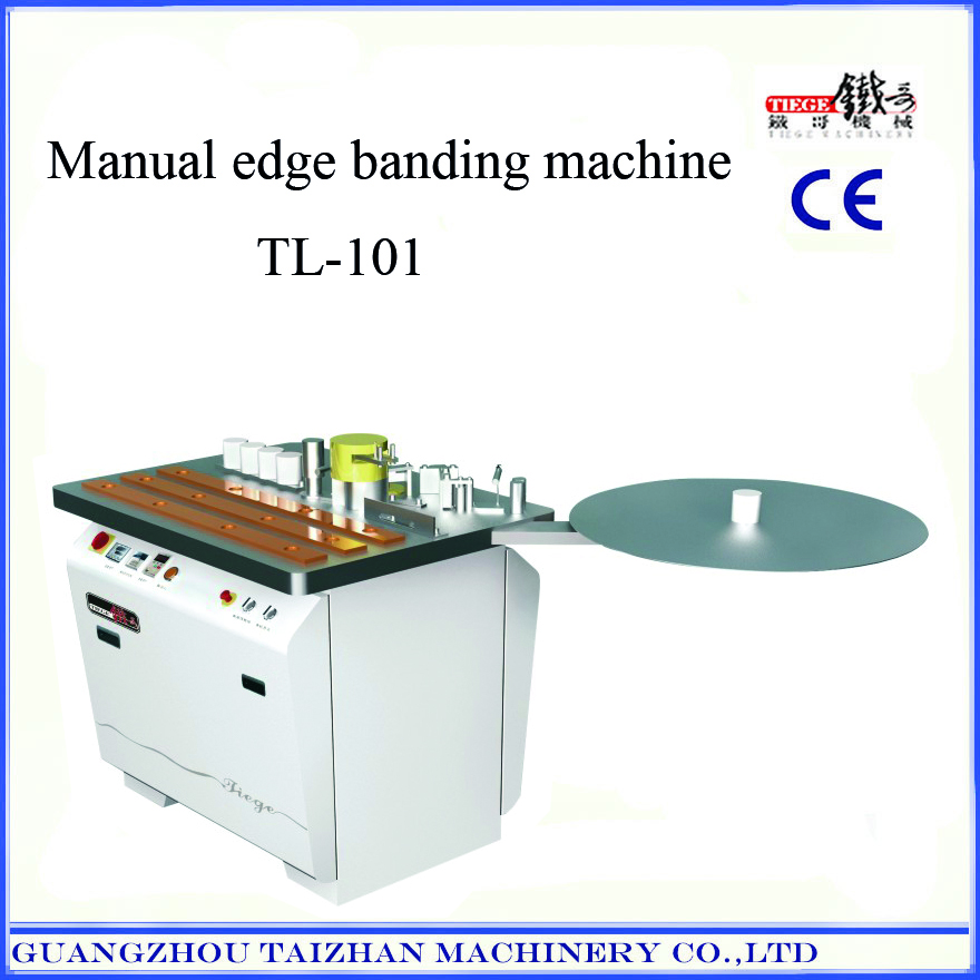 Manual edge banding machine melamine in Woodworking