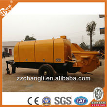 High capacity High quality truck-mounted line new concrete pump