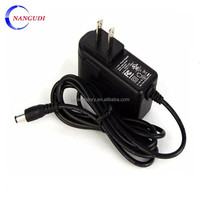 UK US EU type 12w dc/ac power adapter