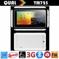 7inch cdma gsm 3g tablet pc phone call tablet with MTK8312 Dual Core WCDMA 3G phone call Bluetooth GPS FM function Android 4.4 Q