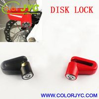 motorcycle wire lock with 2 Keys