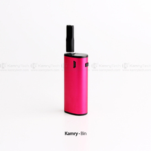 High quality starter kit wax CE3 vaporizer 650mah kamry Bin box mod electronic cigarette