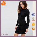 Women Fahshion Sexy Bodycon Mini Dress Long Sleeve Dress Hot Sale Cheap Price Wholesale