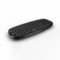 Mini 2.4GHz Wireless Touchpad Mouse with Keyboard for Google Android TV Box