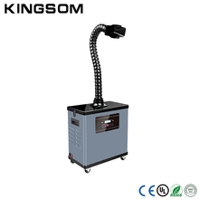 New Design Laser Cutting Machine Air Filter, Manufacturer Sales Soldering Fume Extractor for Beauty Salon