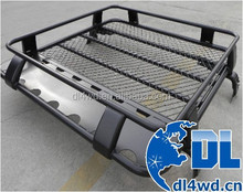 Steel 4x4 land cruiser roof rack for toyota