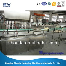 Trade assurance CE approved Household auto Crude Palm Oil filling machine industry