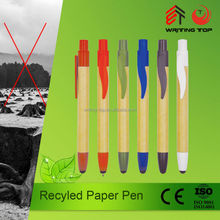 2016 promotion recycle ballpoint pens
