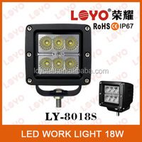 "Brightest 24w Car led work light 3"" heavy machine trucks front headlight IP67 waterproof motorcycle motorbike"