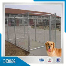 Good Supplier Galvanized Outdoor Large Dog Kennel