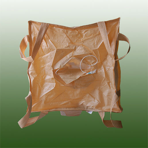 PP woven flexible jumbo bag for packing copper ore,UV treated