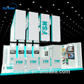 Detian Offer exposition booth trade fair stand from Shanghai