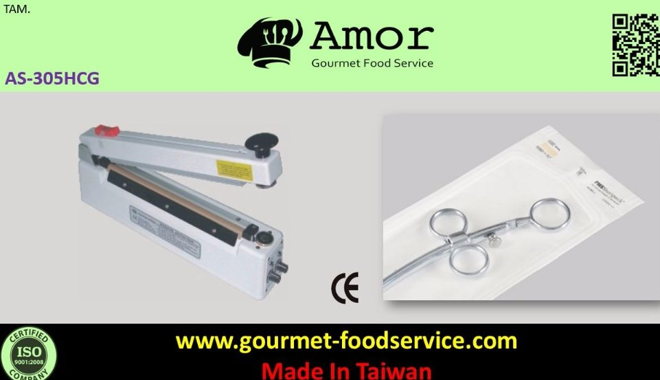 Supreme semi automatic tray sealer