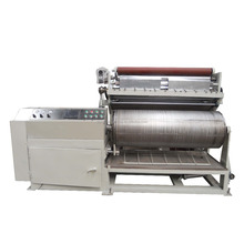 automatic Parallel Paper sleeve Making Machine manufacture for penis color coated steel roll