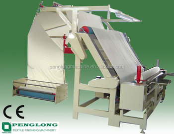New condition and High efficiency Tubular Fabric opening and Inspection, Rolling Machine in textile machine