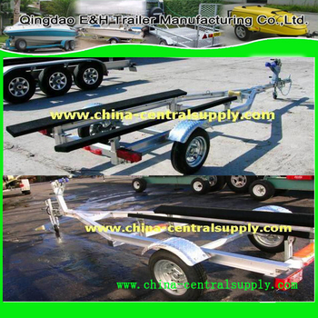 High quality 3.8m Aluminum Jet Ski Trailer ACT0065B