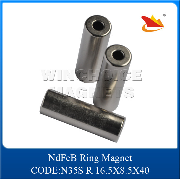 shaped ndfeb n42 multipole ring magnet